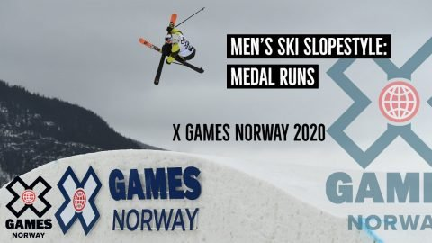 Men's Ski Slopestyle: MEDAL RUNS | X Games Norway 2020 | X Games