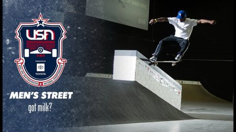Men's Street Final | 2021 USA Skateboarding National Championships Presented By Toyota | The Berrics
