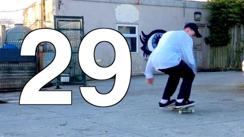 MERLIN TWIST ROUND 29 | Global Game of Skate