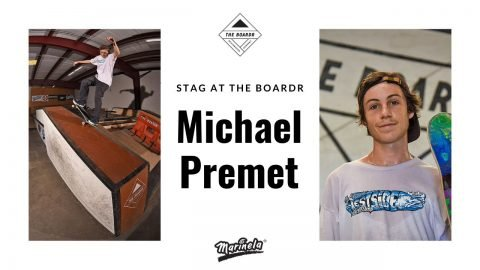 Michael Premet in Stag at The Boardr Presented by Marinela | TheBoardr