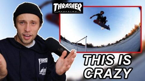 "Michael Pulizzi's ""FLATBAR"" Part (REACTION) 