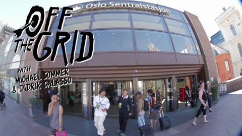 Michael Sommer & Didrik Galasso - Off The Grid - The Berrics