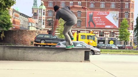 Michi Heindl Favorite Welcome Clip | Favorite Skateboard Company