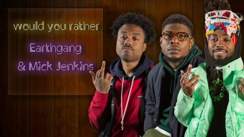 Mick Jenkins and EARTHGANG talk Michelle Obama tattoo, bringing Soul Train back, and more | The FADER