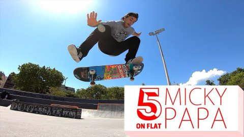 Micky Papa 5 On Flat | MannysWorld