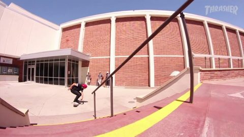 Micky Papa In Color For Days Raw | Blind Skateboards