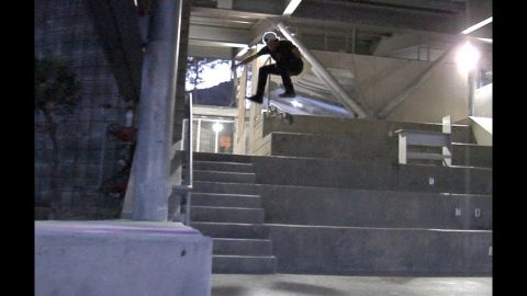 Micky Papa Nollie Double Heel Raw Cut - E. Clavel
