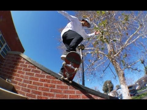 Micky Papa Nollie Heel Nose Slide Raw Cut - E. Clavel