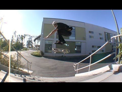 Micky Papa Switch Flip fs 5 0 to Switch Hardflip Line Raw Cut - E. Clavel