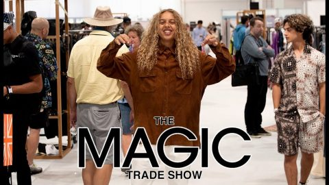 'Mid90s' Star Olan Prenatt Visits The MAGIC Show Brands | The Berrics