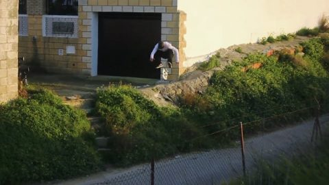 MIGUELSANCHEZ INTRODUCING NOMAD SKATEBOARDS - Nomadskateboards