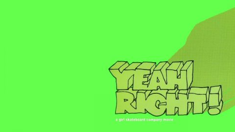 """Mike Carroll - Yeah Right """"Freestyle"""" 