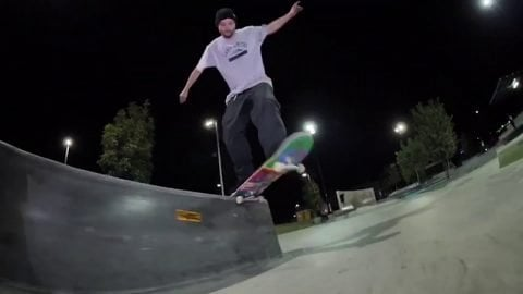 Mike Lawry : Park Flash | Venture Trucks