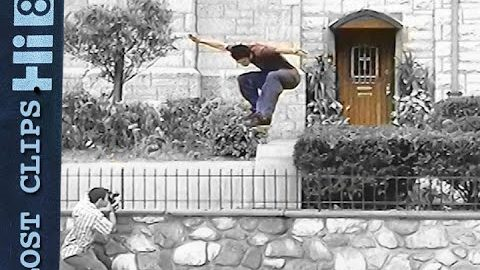Mike Manzoori Lost Skateboarding Clips Philly 1997 | Skateintheday