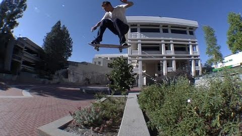 Mike Patterson Hardflip Raw Cut | E. Clavel