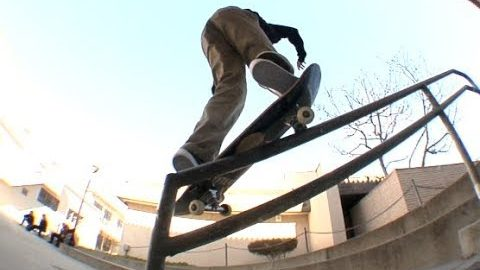 Mike Patterson Switch bs Smith Raw Cut | E. Clavel