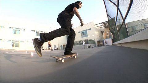 Mike Piwowar Halfcab Heel Nose Slide 270 Heel line Raw Cut | E. Clavel