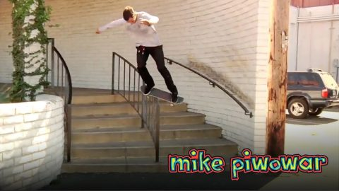 "Mike Piwowar ""i AM blind"" Part 