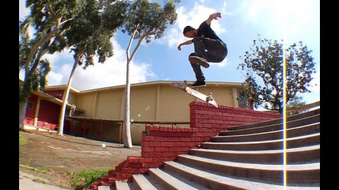 Mike Piwowar Switch Big Heel 12 Raw Cut | E. Clavel