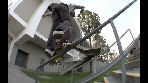 Mike Piwowar Switch bs Smith Raw Cut | E. Clavel