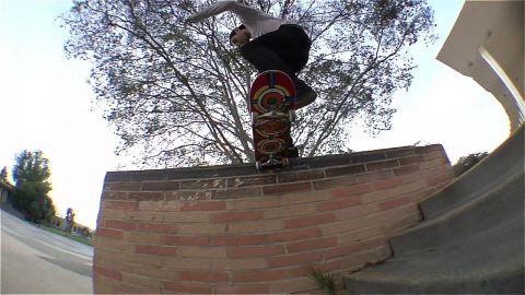 Mike Piwowar Switch Tailslide Switch fs Flip Raw Cut | E. Clavel