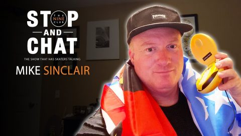 Mike Sinclair - Stop And Chat | The Nine Club With Chris Roberts | The Nine Club