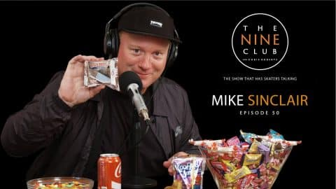 Mike Sinclair | The Nine Club With Chris Roberts - Episode 50 - The Nine Club