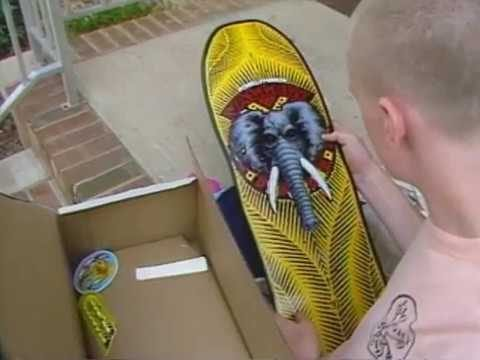 Mike Vallely - Elephant Skateboard Coming Soon | Part 2 of 3 - Powell Peralta