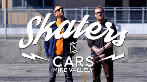 Mike Vallely: Skaters In Cars l X Games | X Games