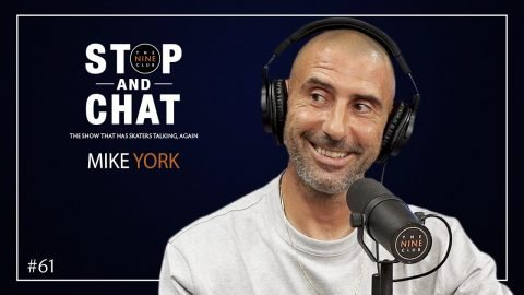 Mike York - Stop And Chat   The Nine Club With Chris Roberts   The Nine Club