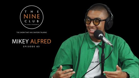 Mikey Alfred | The Nine Club With Chris Roberts - Episode 65 - The Nine Club