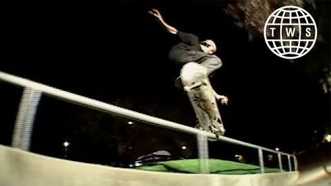 Mikey Taylor, In Bloom Part - TransWorld SKATEboarding