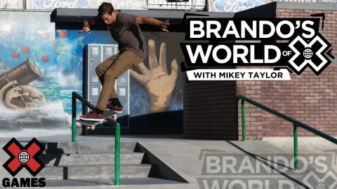 MIKEY TAYLOR: Spend Less Than You Make | World of X Games | X Games