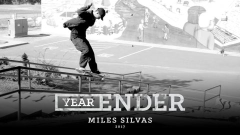 Miles Silvas - YearENDER - The Berrics