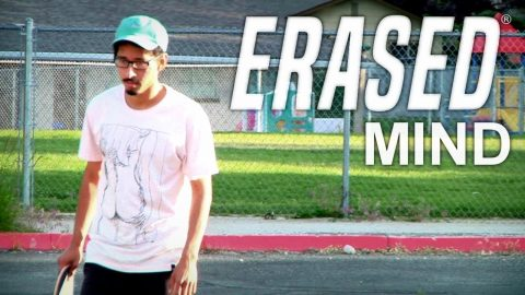 MIND | ERASED SKATEBOARDING EDIT - Luis Mora