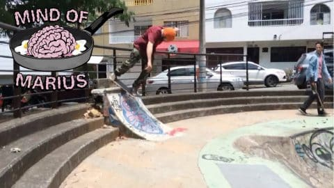 Mind of Marius: Colombia - ThrasherMagazine