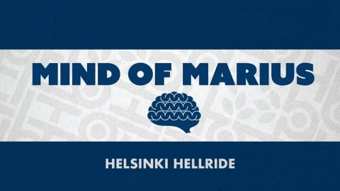 Mind of Marius - Helsinki Helride | HabitatSkateboards