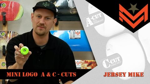 Mini Logo 411 -  A & C-Cuts with Jersey Mike | Mini Logo Skateboards
