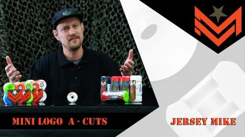Mini Logo 411 - A-Cuts with Jersey Mike | Mini Logo Skateboards