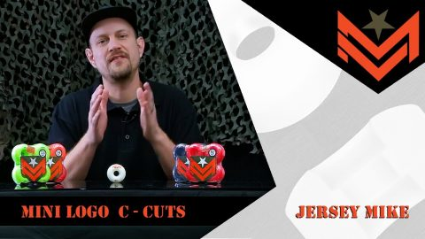 Mini Logo 411 - C-Cuts with Jersey Mike | Mini Logo Skateboards