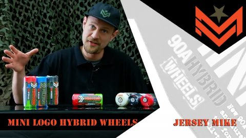 Mini Logo 411 - What's Hybrid Formula? with Jersey Mike | Mini Logo Skateboards