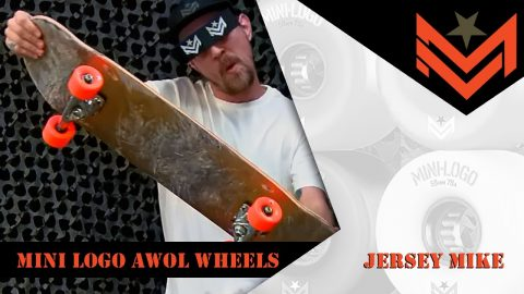 Mini Logo AWOL Wheels | Mini Logo Skateboards