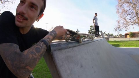 Mini Logo Trucks with Mikey Weber | Mini Logo Skateboards