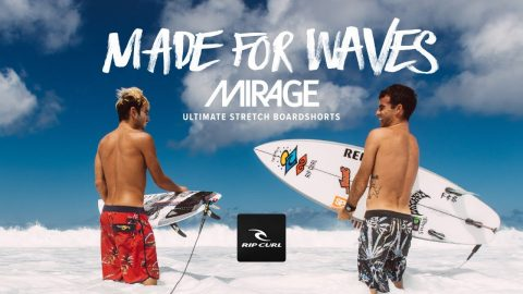 Mirage, Made For Waves 2019 - 20 | Team Boardshorts | Rip Curl
