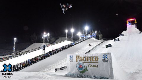 Miyabi Onitsuka wins gold in Pacifico Women's Snowboard Big Air | X Games Aspen 2020 | X Games