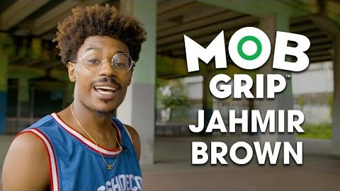 MOB All Day with Jahmir Brown | MOB Grip | Mob Grip