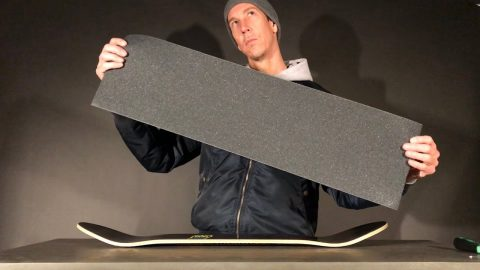 Mob Grip Black - How To Grip A Skateboard - Whale Talk | Mob Grip