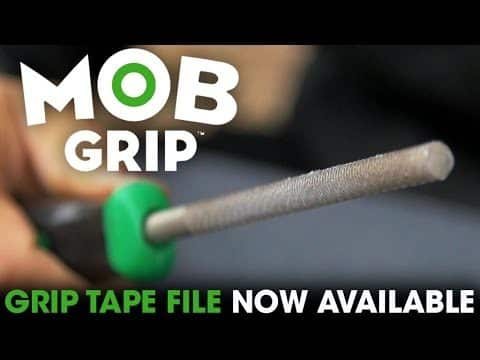 MOB GRIP | Grip File | Julian Davidson