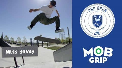 Mobtage: SLS Pro Open | Barcelona, Spain 2017 Contestants | Miles Silvas, Louie Lopez + More! - Mob Grip