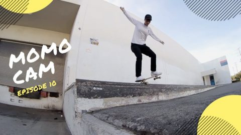 Momo Cam Episode 10: Street Jammin' with Jenn Soto, Samarria Brevard, Candy Jacobs & Friends | Girls Skate Network